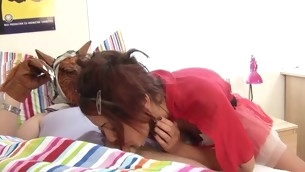 Schoolgirl gets a stormy hardcore fuck foreign her tutor